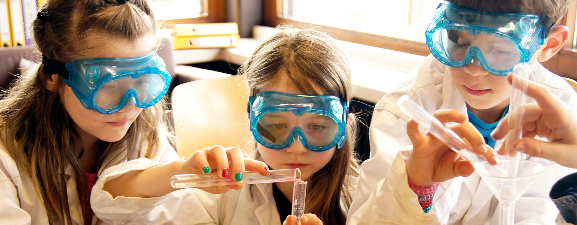 Markgrafenschule Altensteig Chemie